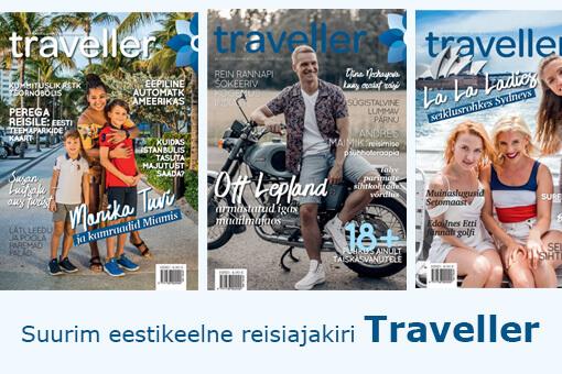ajakiri Traveller
